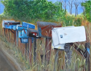 Gails mailbox