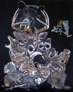 Mountain of Mammals