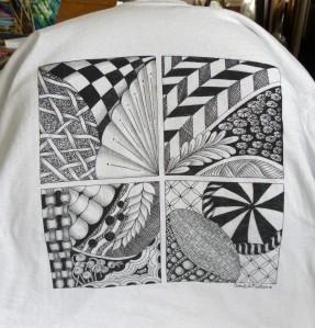 A 'Tangled' T-Shirt