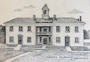 Angelica Academy drawing