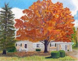 Family home E. Oak